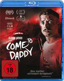 Come to Daddy (Blu-ray), Blu-ray Disc