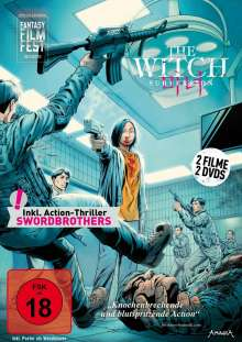 The Witch: Subversion, 2 DVDs
