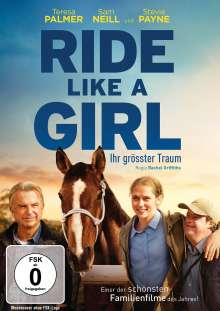 Ride Like a Girl, DVD