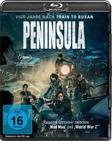 Peninsula (Blu-ray), Blu-ray Disc