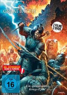 The Great Battle (inkl. Blood & Flowers), 2 DVDs