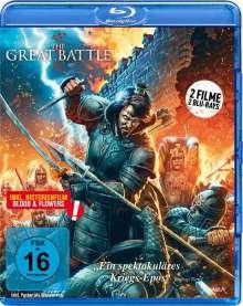 The Great Battle (inkl. Blood & Flowers) (Blu-ray), 2 Blu-ray Discs
