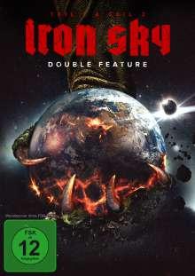 Iron Sky 1 & 2, 2 DVDs