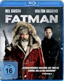 Fatman (Blu-ray), Blu-ray Disc