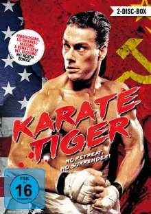 Karate Tiger, 2 DVDs