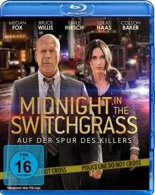 Midnight in the Switchgrass (Blu-ray), Blu-ray Disc