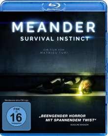 Meander (Blu-ray), Blu-ray Disc