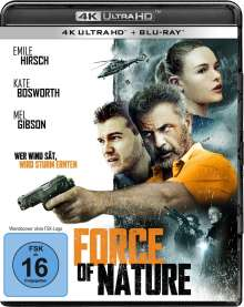 Force of Nature (Ultra HD Blu-ray & Blu-ray), 1 Ultra HD Blu-ray und 1 Blu-ray Disc