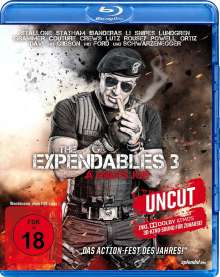 The Expendables 3 - A Man's Job (Blu-ray), Blu-ray Disc