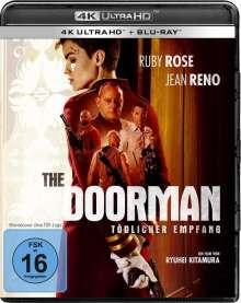 The Doorman (Ultra HD Blu-ray & Blu-ray), 1 Ultra HD Blu-ray und 1 Blu-ray Disc