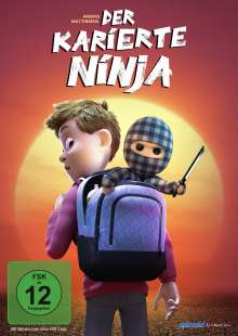 Der karierte Ninja, DVD