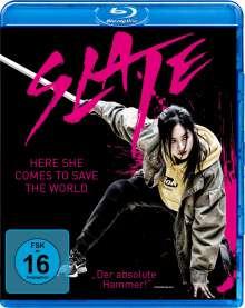 Slate - Here She Comes to Save the World (Blu-ray), Blu-ray Disc