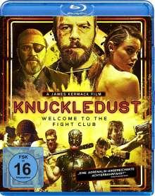 Knuckledust (Blu-ray), Blu-ray Disc