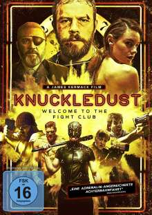 Knuckledust, DVD
