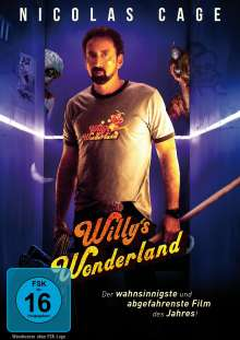 Willy's Wonderland, DVD