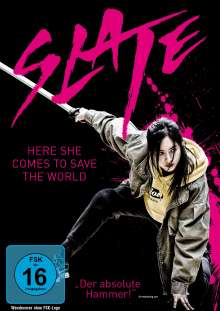 Slate - Here She Comes to Save the World, DVD