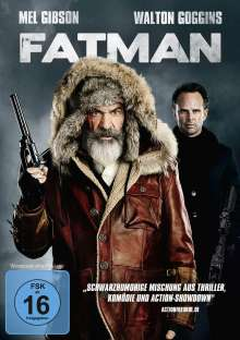 Fatman, DVD