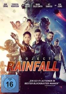 Project Rainfall, DVD