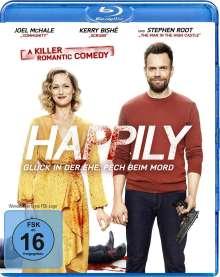 Happily - Glück in der Ehe, Pech beim Mord (Blu-ray), Blu-ray Disc