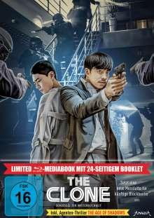 The Clone (Blu-ray im Mediabook), 2 Blu-ray Discs