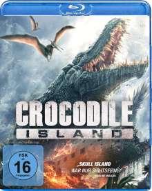 Crocodile Island (Blu-ray), Blu-ray Disc