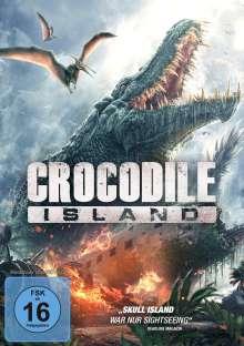 Crocodile Island, DVD