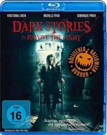 Dark Stories to Survive the Night (Blu-ray), Blu-ray Disc