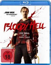 Bloody Hell (Blu-ray), Blu-ray Disc