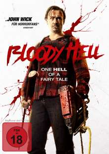 Bloody Hell, DVD
