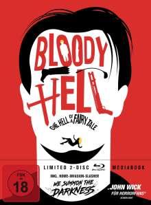 Bloody Hell - One Hell of a Fairy Tale (Blu-ray im Mediabook), 2 Blu-ray Discs