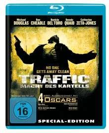 Traffic - Die Macht des Kartells (Blu-ray), Blu-ray Disc