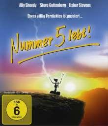 Nummer 5 lebt! (Blu-ray), Blu-ray Disc