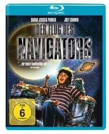 Der Flug des Navigators (Blu-ray), Blu-ray Disc