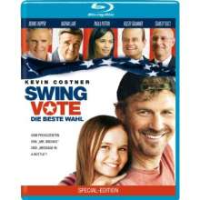 Swing Vote - Die beste Wahl (2008) (Blu-ray), Blu-ray Disc