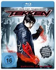 Tekken (Blu-ray), Blu-ray Disc