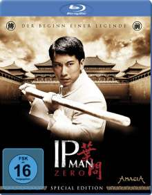 IP Man Zero (Special Edition) (Blu-ray), Blu-ray Disc