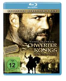 Schwerter des Königs - Dungeon Siege (Dir. Cut) (Blu-ray), Blu-ray Disc
