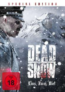 Dead Snow (Special Edition), 2 DVDs
