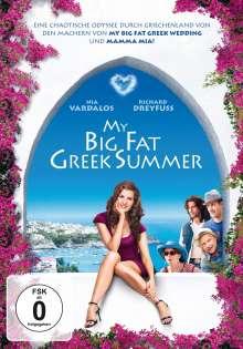 My Big Fat Greek Summer, DVD