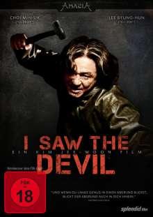 I saw the Devil, DVD