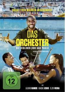 Das Orchester, DVD