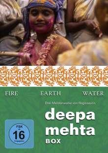 Deepa Mehta Box, 3 DVDs
