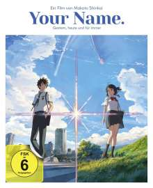 Your Name. - Gestern, heute und für immer (Limited Collector's White Edition) (Blu-ray), 2 Blu-ray Discs