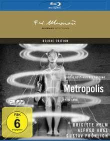 Metropolis (1926) (Blu-ray), 2 Blu-ray Discs