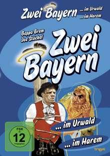 Zwei Bayern im Urlaub / Zwei Bayern im Harem, 2 DVDs