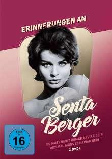 Erinnerungen an Senta Berger, 2 DVDs