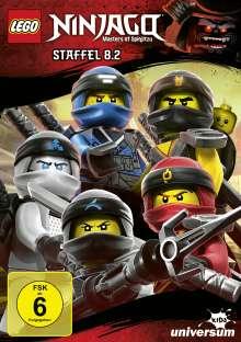 LEGO Ninjago 8 Box 2, DVD