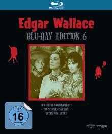 Edgar Wallace Edition 6 (Blu-ray), 3 Blu-ray Discs
