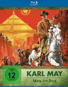 Karl May Mexico Box (Blu-ray), 2 Blu-ray Discs