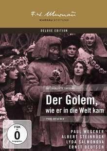 Der Golem, wie er in die Welt kam, DVD